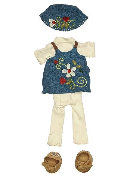 My Doll Blu 0-1 Mesi (47 56 cm)  Amazon.it  Abbigliamento 1205106f073