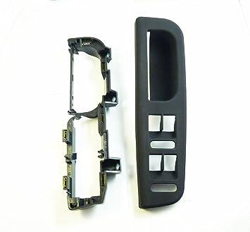 Manija de puerta interior Black 1j1867179 a nuevo Tirador 3 GOLF 4 GTI R32 Bora 1J2