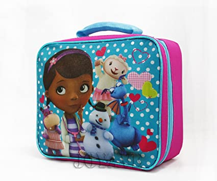 c7c02f9f8588 Disney Doc McStuffins Insulated Lunch Bag Box