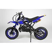 "Minimoto Motocross Dirtbike Apollo de 49 cc, 10"""