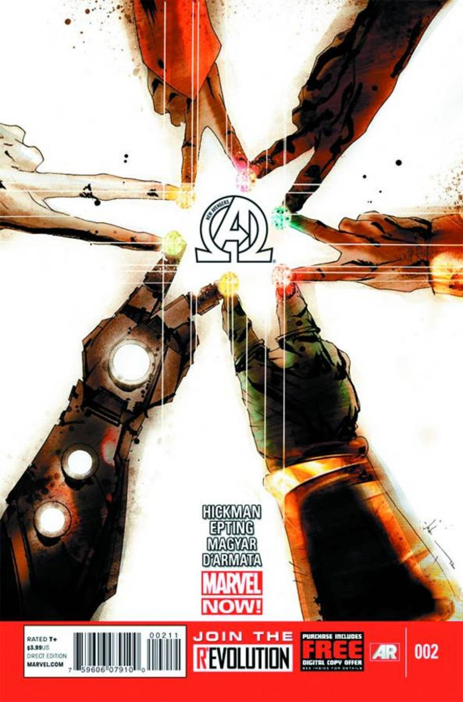 New Avengers #2 Now ebook