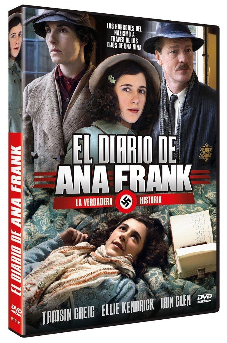 El Diario de Ana Frank [DVD]: Amazon.es: Kate Ashfield ...