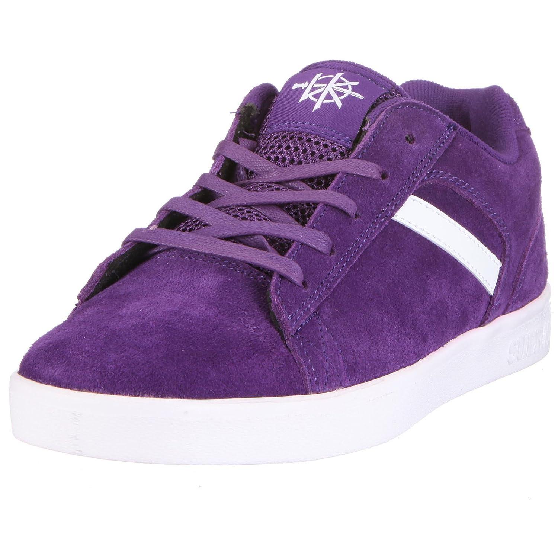 966e67d3e7b4 Supra Men s S21022 Trainers Purple Size  10 UK  Amazon.co.uk  Shoes   Bags