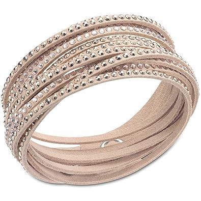 Swarovski Slake Rose Bracelet