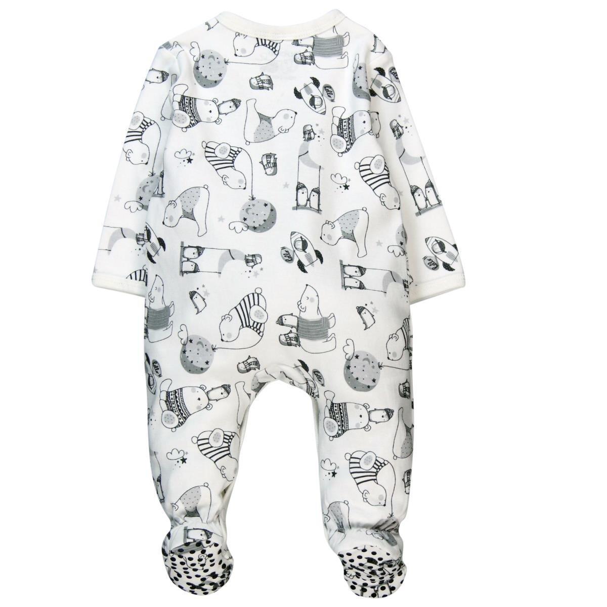 boboli Interlock Play Suit for Baby Barboteuse Mixte b/éb/é