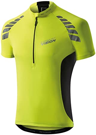 Clothing, Shoes & Accessories Yellow 2019 New Fashion Style Online Altura Nightvision 4 Long Sleeve Mens Cycling Jersey