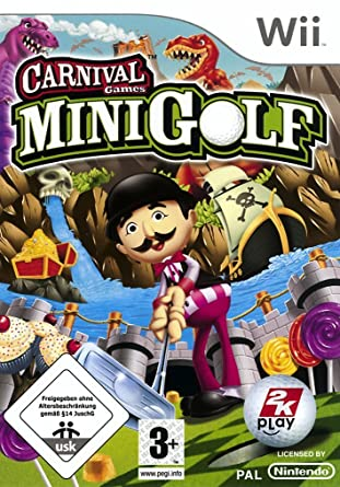 Carnival Games Mini Golf Software Pyramide Amazon De Games