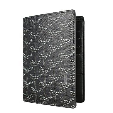 087093163a7 Amazon.com  Stylesty Designer Passport Holder Travel Wallet