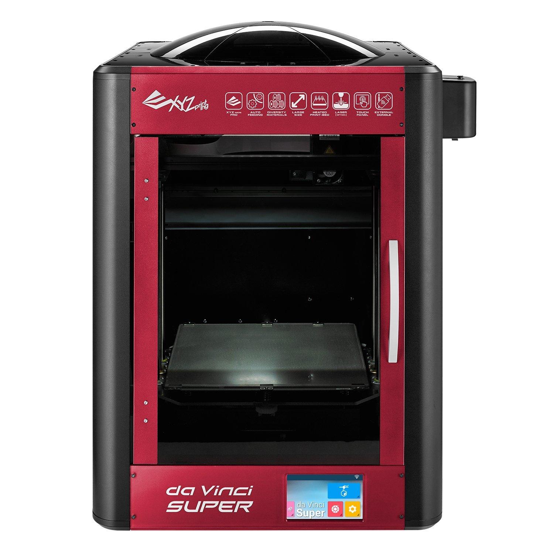 XYZ Printing 3 F1swxeu00 C Impresora 3D Color 50 ppm WiFi/USB ...