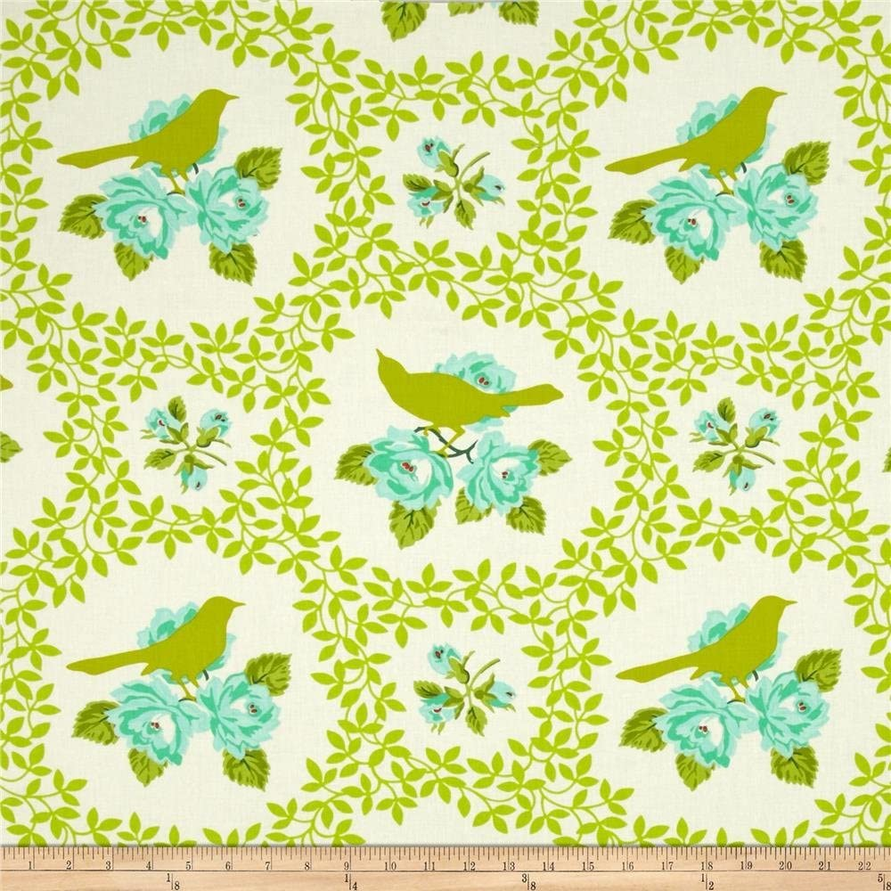 "Yellow On Yellow Floral 1 yd x 44-45/"" Cotton Fabric Sewing//Quilting"