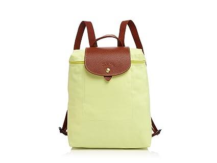 Longchamp Le Pliage – Mochila, color verde