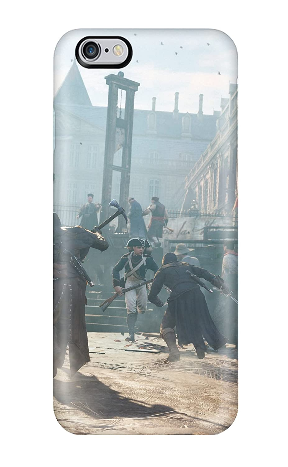 Premium Assassins Creed Unity Back Cover Snap On Case For