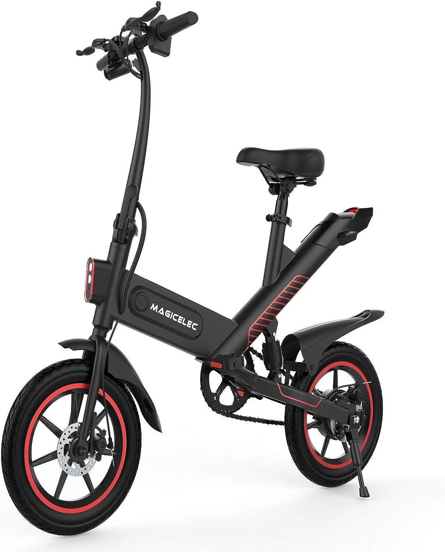 Freego Bicicleta eléctrica Plegable