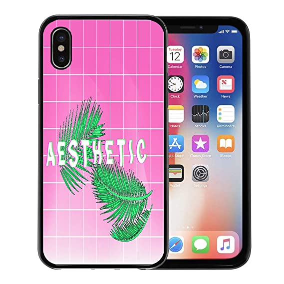 Amazon com: Emvency Phone Case for Apple iPhone Xs Case