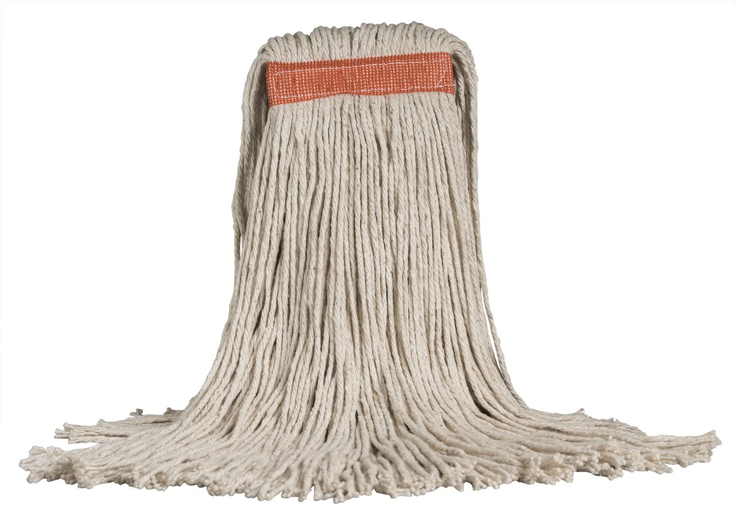 M2 Professional Cotton 32oz Cut End Mop Replacement Head 1 5 Headband Case Of 12 For Industrial Commercial Home Use Hardwood Tile Etc Kitchen Dining