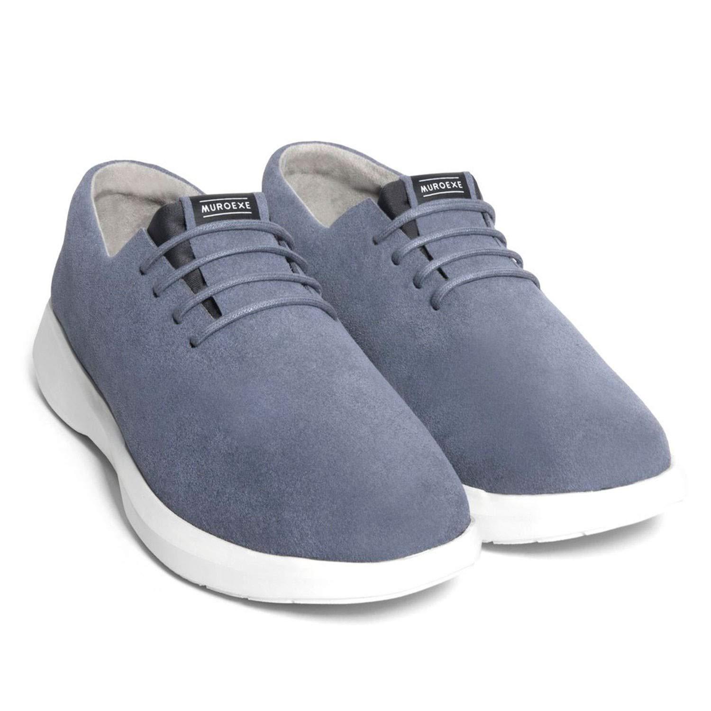 Muroexe Materia Vector - 41 EUR / 7 UK / 7,5 US, AZUL: Amazon.es: Zapatos y complementos