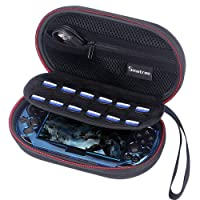 Smatree P100L Carrying Case for PS Vita 1000, PSV 2000 with Cover (Console,Accessories and Cover NOT Included)