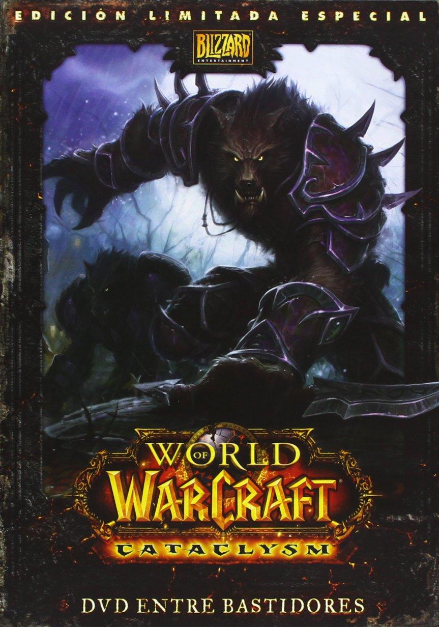 World of Warcraft Cataclysm Edición Coleccionista: Amazon.es ...