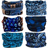 Amazon Price History for:Headwear Wide Headbands Scarf Head Wrap Mask Neck Warmer by VANCROWN