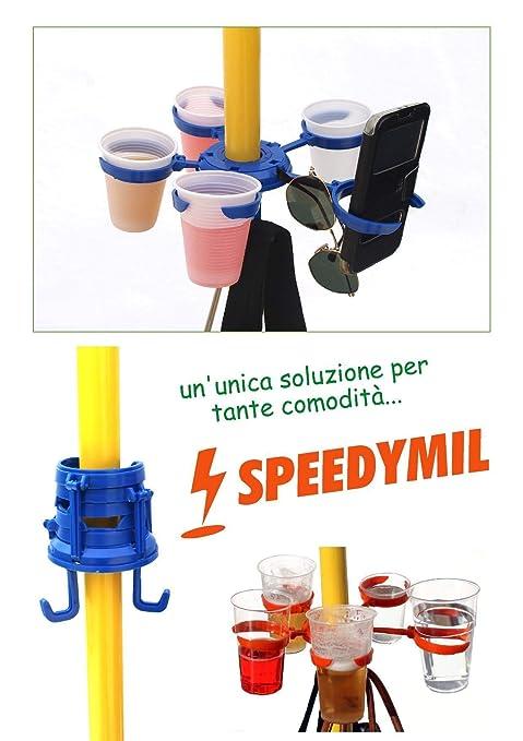 Speedymil - Portaobjetos, portavasos y Porta Bolsas para ...