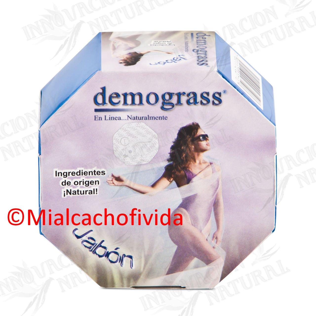 Amazon.com: Jabon Exfoliante Demograss - Demograss Line Soap: Health & Personal Care