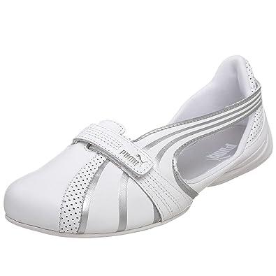 2eda51c3a5023c Puma Women s Espera II Ballet Flat Sneaker