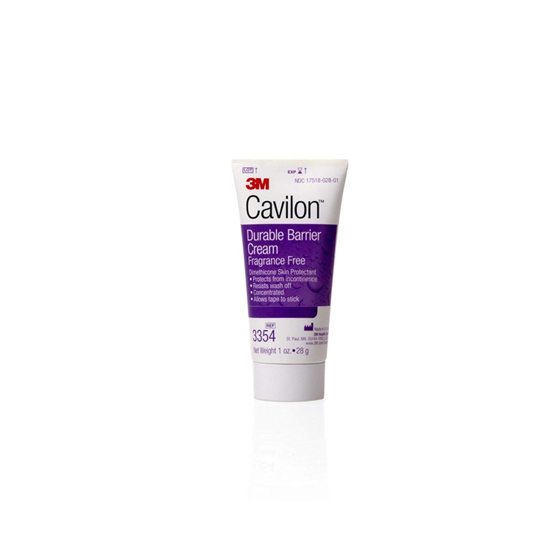 3M Cavilon Durable Barrier Cream Fragrance Free 3354