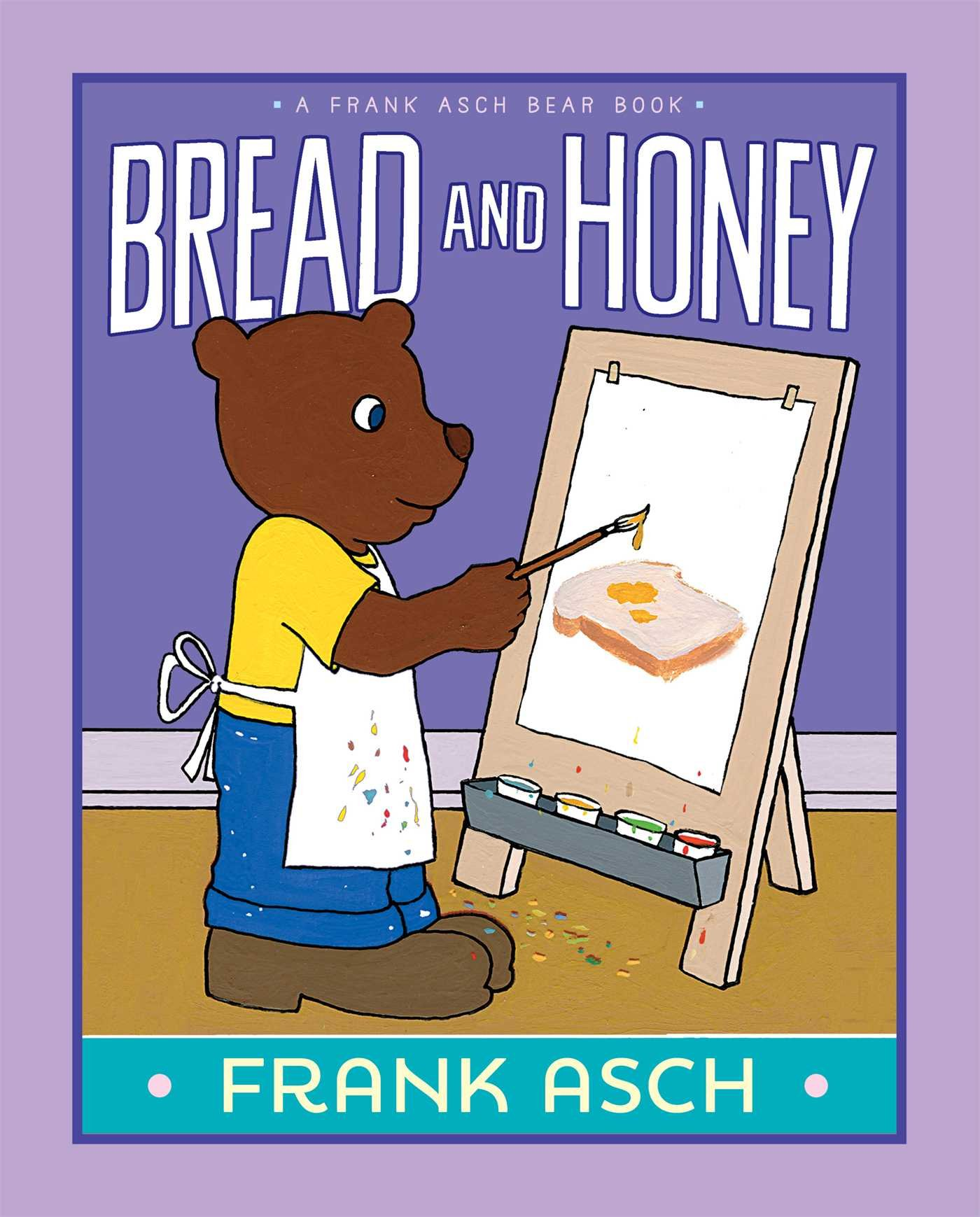 Download Bread and Honey (A Frank Asch Bear Book) pdf