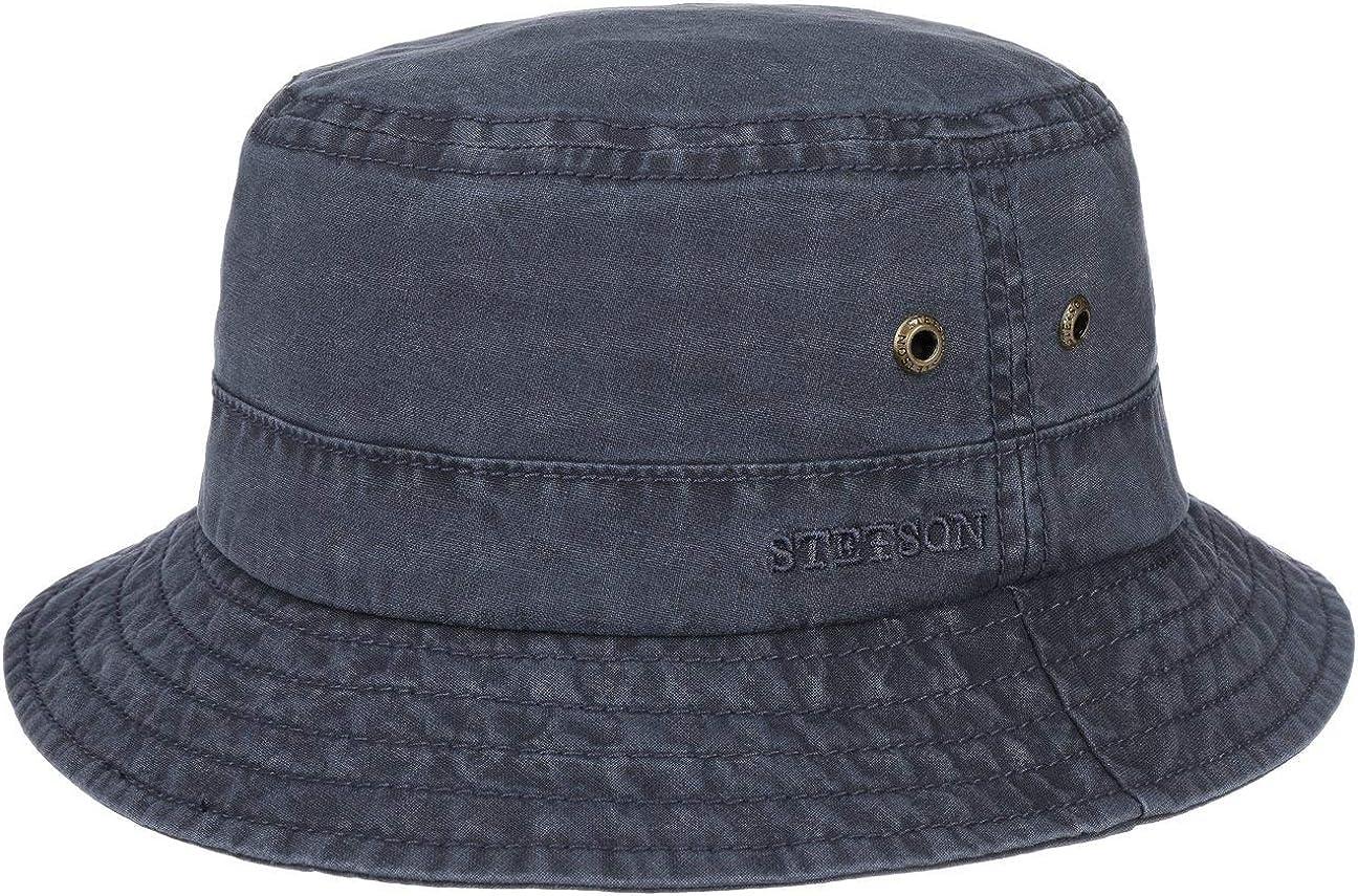 Stetson Delave Cotton Hat Women//Men Summer Fishing Holiday Spring-Summer