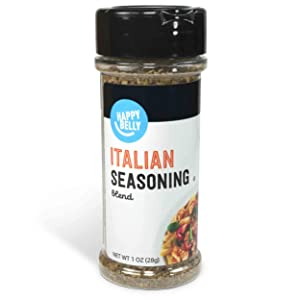 Amazon Brand - Happy Belly Italian Seasoning Blend, 1 Ounce