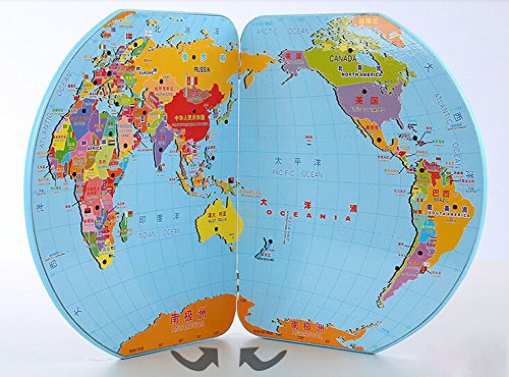 Wooden world map flag matching puzzle geography educational toy gift wooden world map flag matching puzzle geography educational toy gift for kids basic life skills toys amazon canada gumiabroncs Image collections