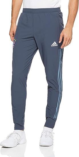 es suficiente Alfombra Compañero  adidas FC Bayern Munich Pantalon Homme: Amazon.fr: Sports et Loisirs
