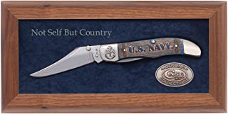 product image for Case Mid-Folding Hunter 17703 U.S.Navy Commemorative with Navy Handle in Box