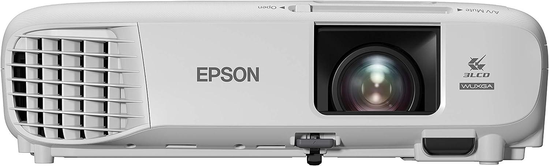 Epson EB-S31 LCD Projektor SVGA 800 x 600 Pixel, 3.200 Lumen, 15.000:1 Kontrast