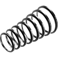 Neewer 8 Pieces Step-up Adapter Ring Set Made of Premium Anodized Aluminum, Includes: 49-52mm, 52-55mm, 55-58mm, 58-62mm…
