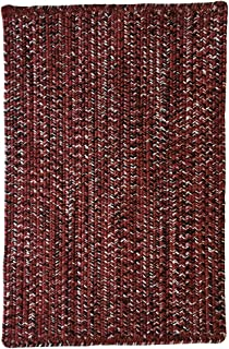 "product image for Capel Rugs Team Spirit Area Rug, 8' 6"" x 8' 6"", Garnet Black"