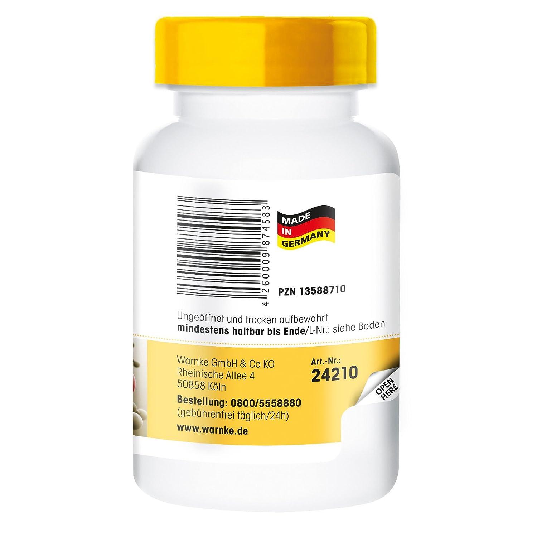L-Glutatión 500mg de - 100 comprimidos - producto vegano: Amazon.es ...