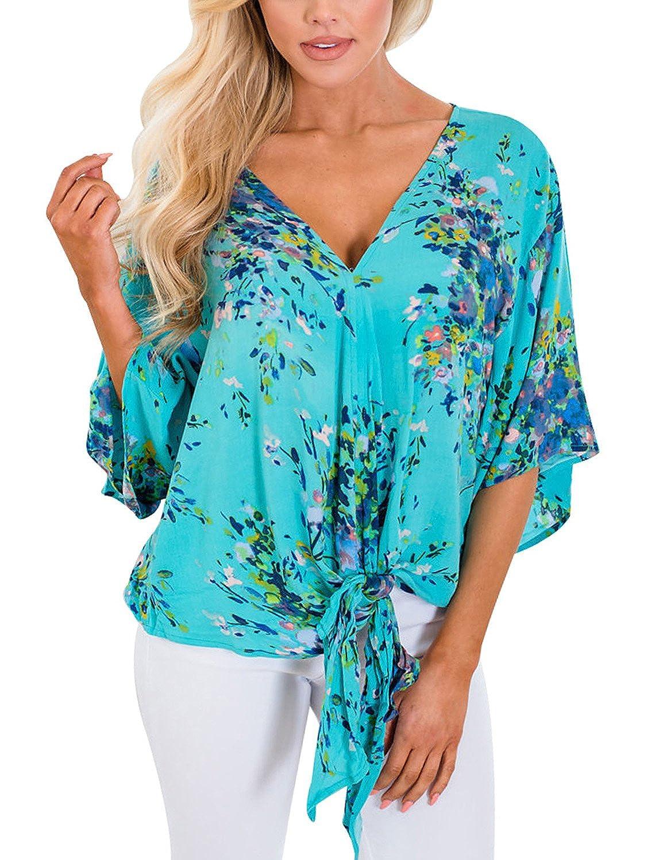 f9e1e5e74382b Top 10 wholesale Denim Tie Front Shirt - Chinabrands.com