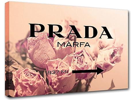 Stampe Cucina Moderna : Prada marfa gossip girl rose vintage quadro moderno stampe su