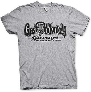 Gas Monkey Garage Oficialmente Licenciado GMG - Green Hot Rod ...