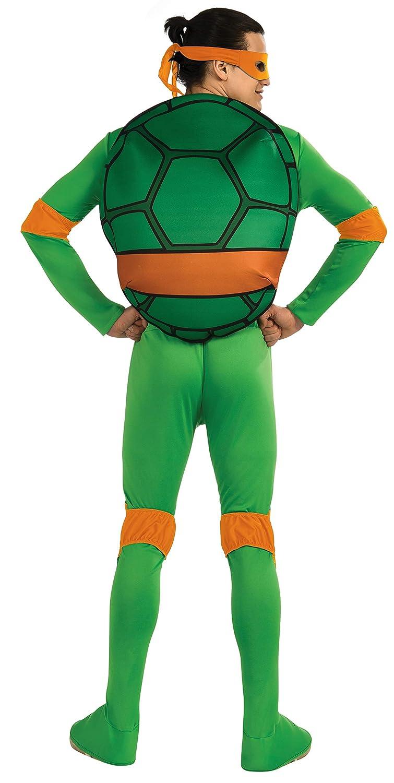 Amazon.com: Nickelodeon Ninja Turtles - Disfraz de ...