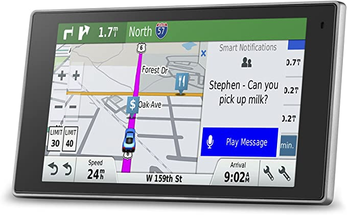 "Touch Screen MU NUVI UPGRADE Smart 50 LMTHD 5/"" GPS w// Lifetime Maps /& Traffic"