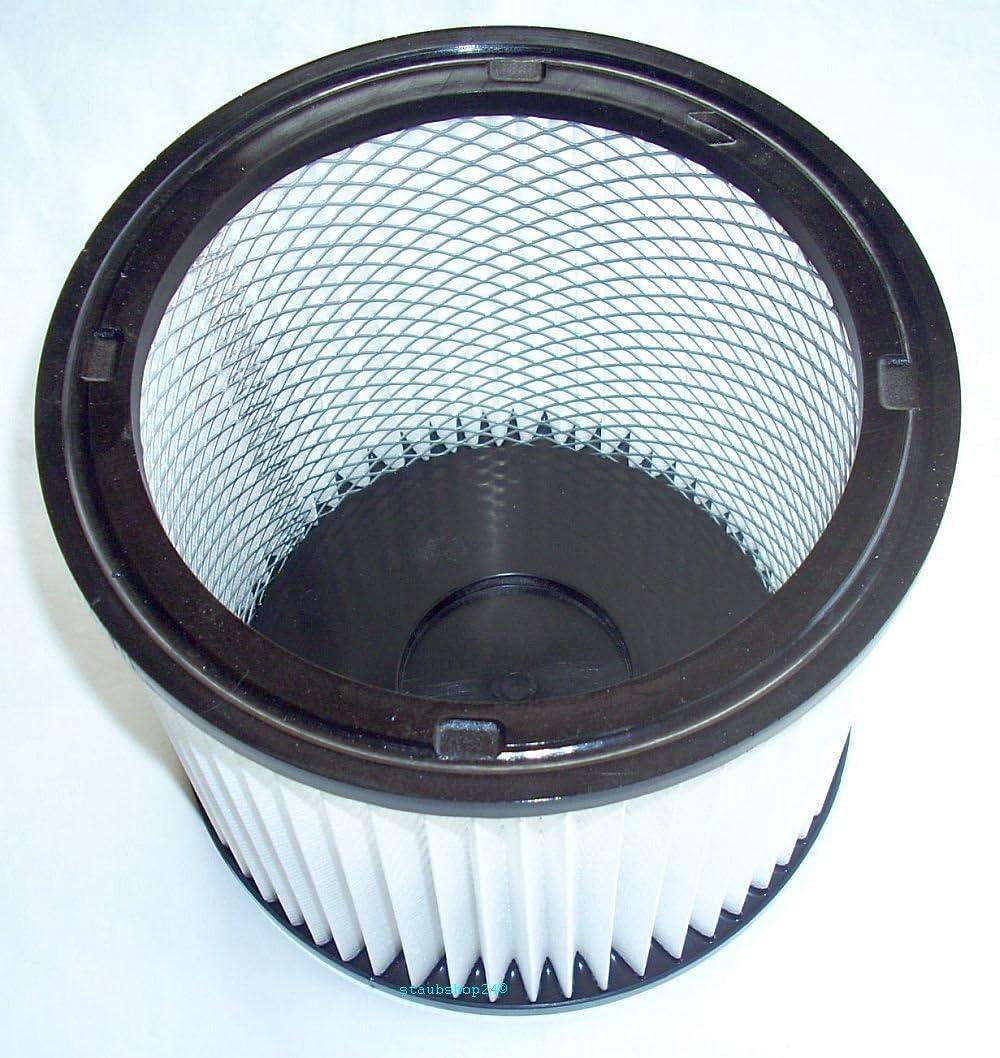 Plus 1000 Super 760 3x Rund-Filter Lamellenfilter gelb für Aquavac NTP 30