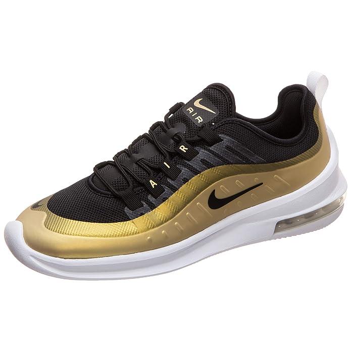Nike Air Max Axis Sneakers Herren Schwarz Gold