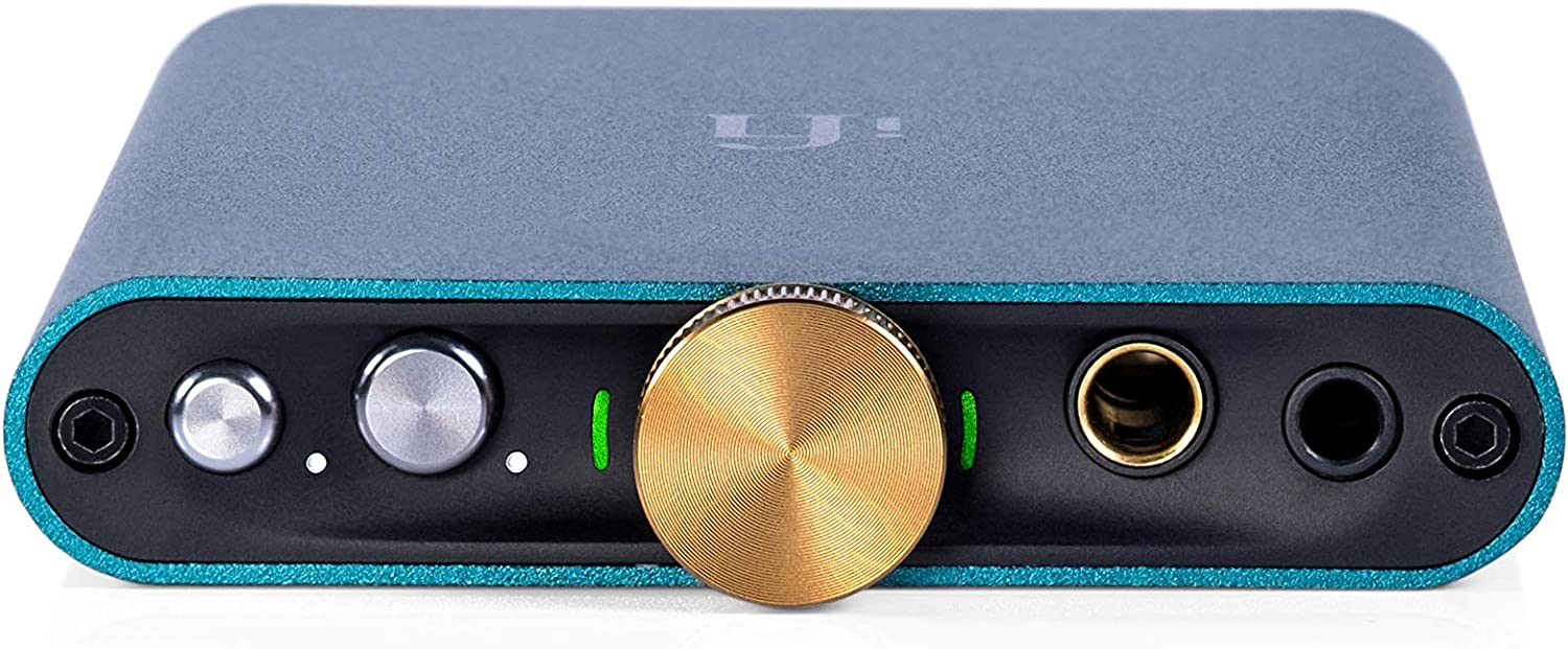 iFi Hip-dac Portable DAC Headphone Amp Balanced for Android, iPhone