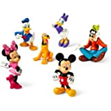 Disney Mickey Mouse Clubhouse Figure Play Set -- 6-Pc.