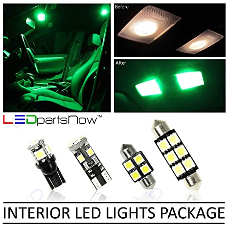 Amazon Com Ledpartsnow Interior Led Lights Replacement For 2017