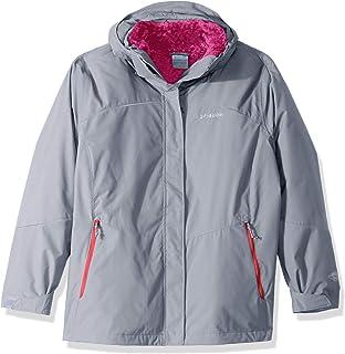 Columbia Womens Plus-Size Bugaboo II Fleece Interchange Jacket