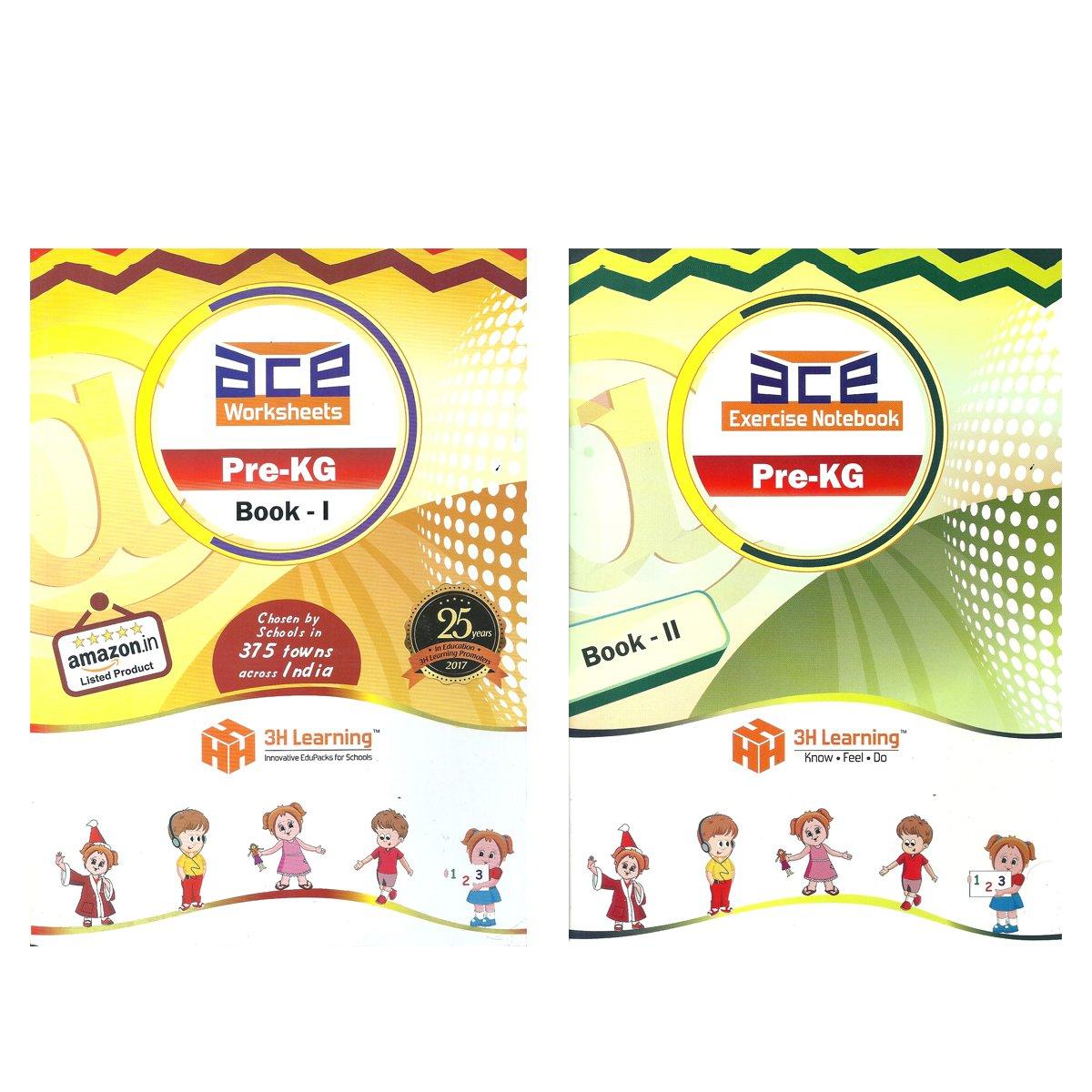 Buy Pre Kg Nursery Kids 206 Activities Early Learning Skill