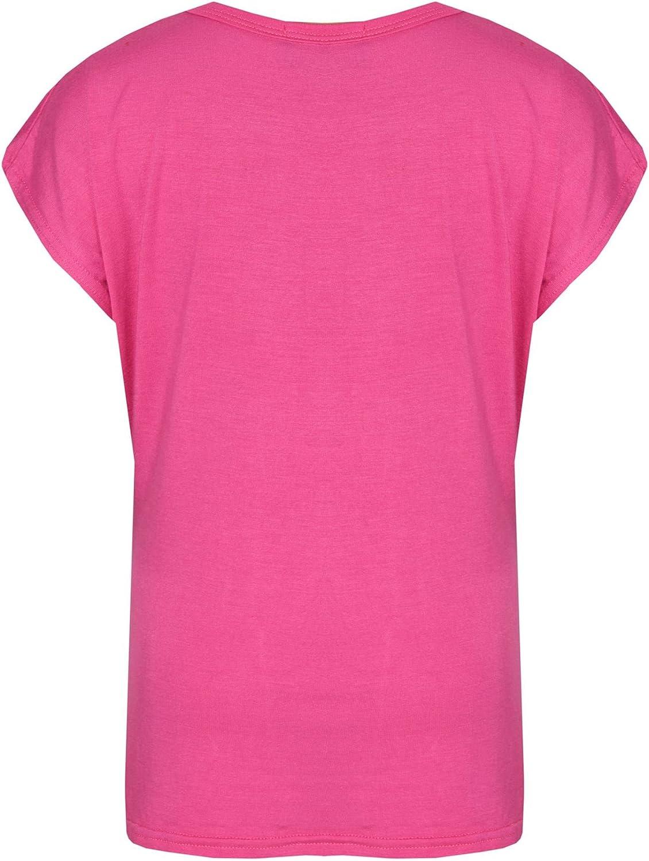 A2Z 4 Kinder/® Kinder M/ädchen Top LOVE Aufdruck T-Shirt /& Splash Aufdruck Mode Legging Satz Neu Alter 7 8 9 10 11 12 13 Jahre
